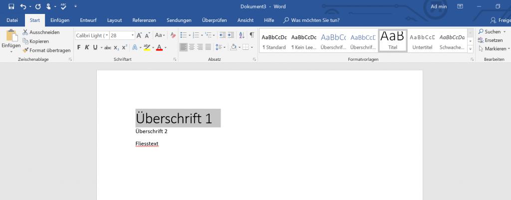 Inhaltsverzeichnis-word